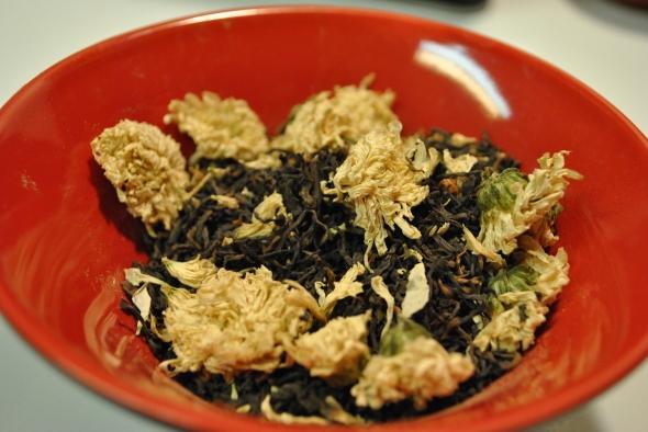 Chrysanthemum Pu-erh