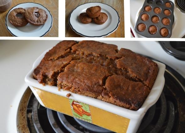 Zucchini Carrot Bread/Muffins/Donuts